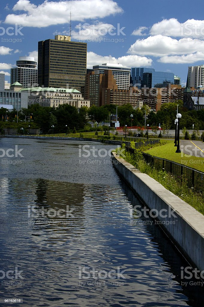 Ottawa, Ontario, Canada stock photo