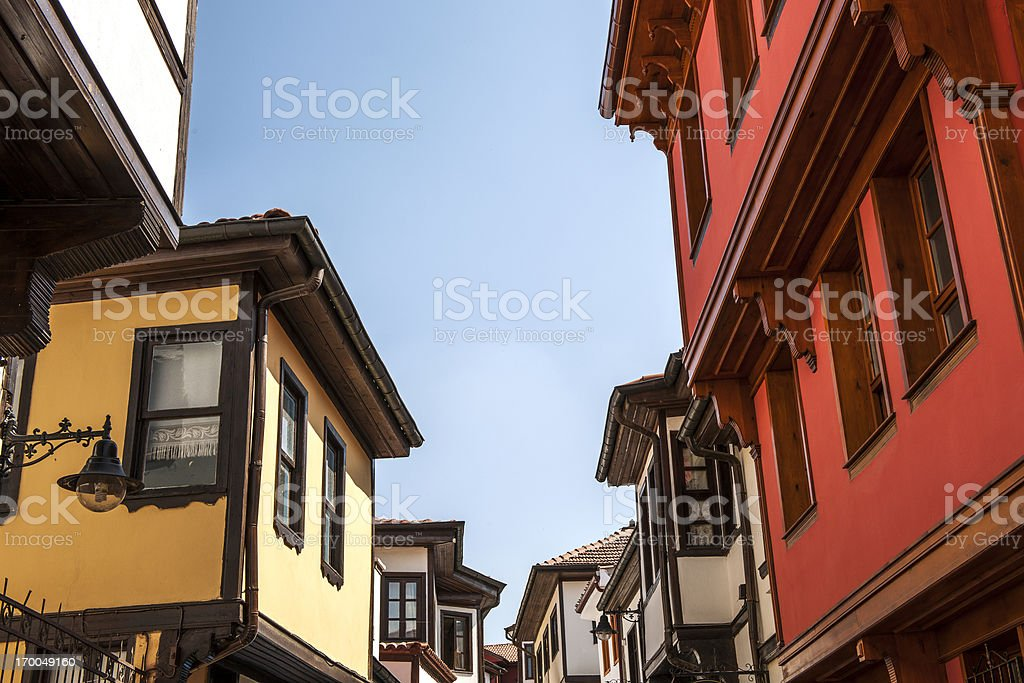 Ottoman Architecture royalty-free stock photo