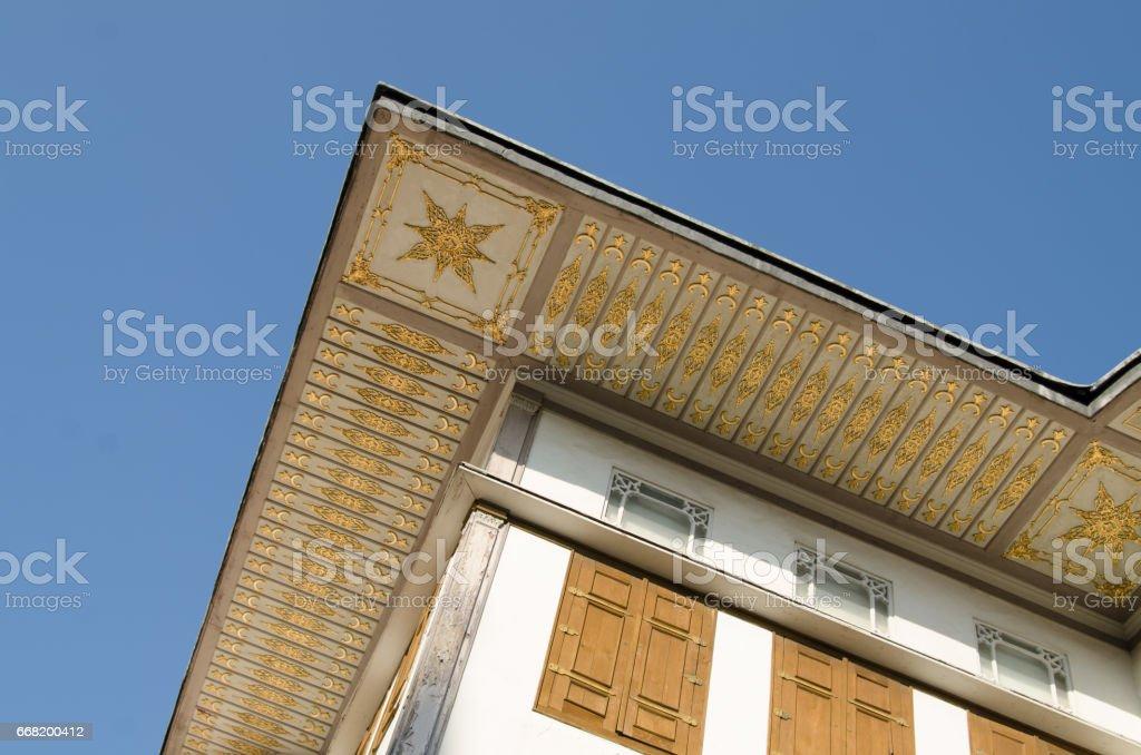 Ottoman Architecture stock photo