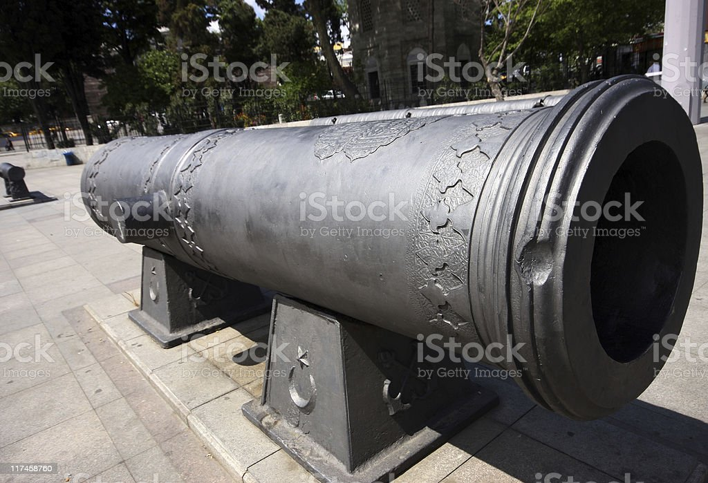 Ottoman Cannon Stock Photo More Pictures Of Armed Forces Istock