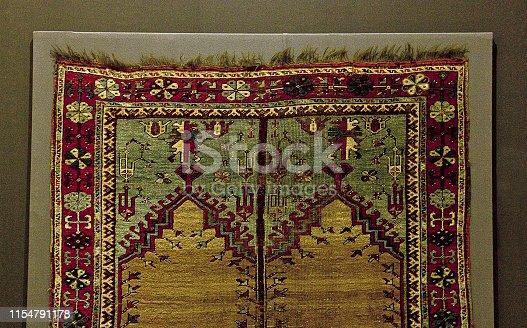 old turkish carpet mamelukes  seljuq seljuk