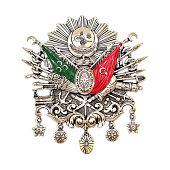 Ottoman Empire Emblem ( Old Turkish Symbol )