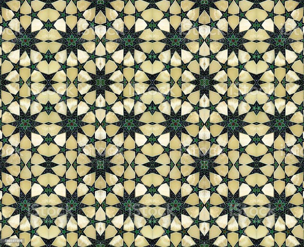 ottoman islamic stock photo