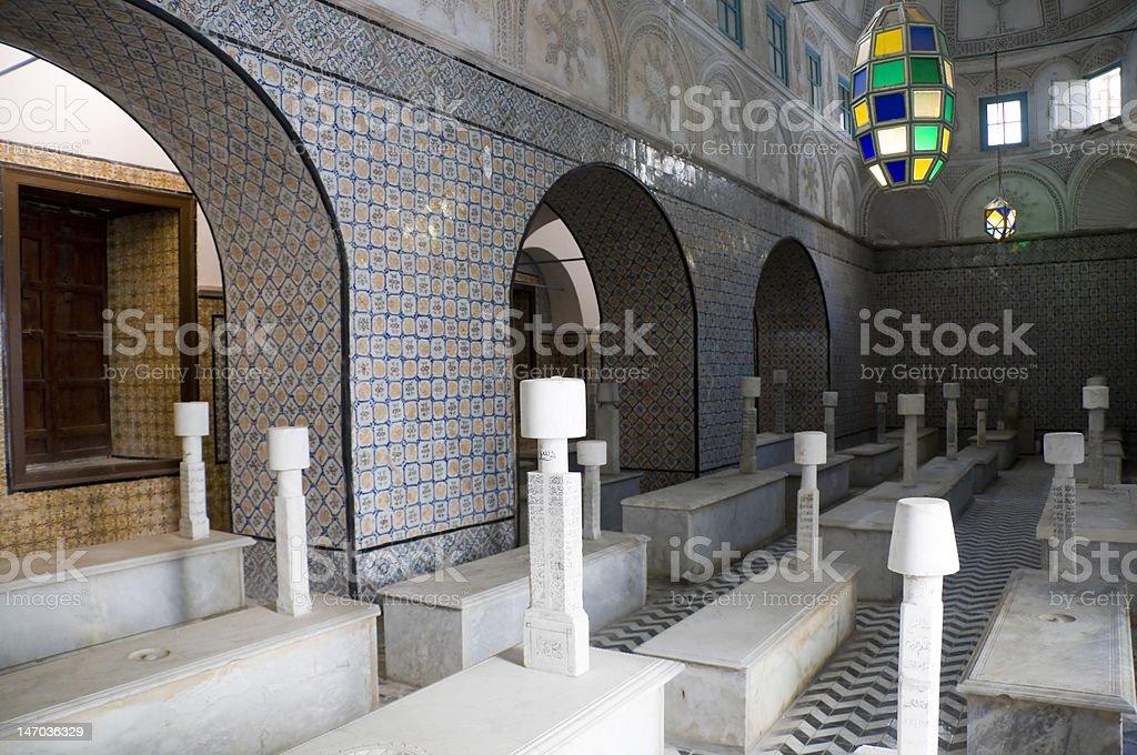 Ottoman Mausoleum royalty-free stock photo