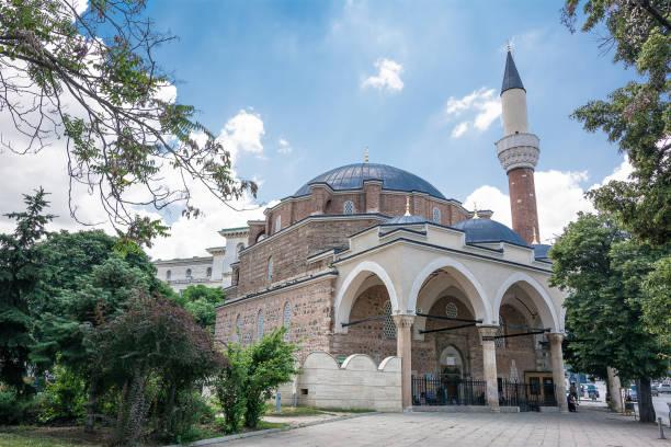 Osmanische Moschee Banya Bashi in Sofia, Bulgarien – Foto