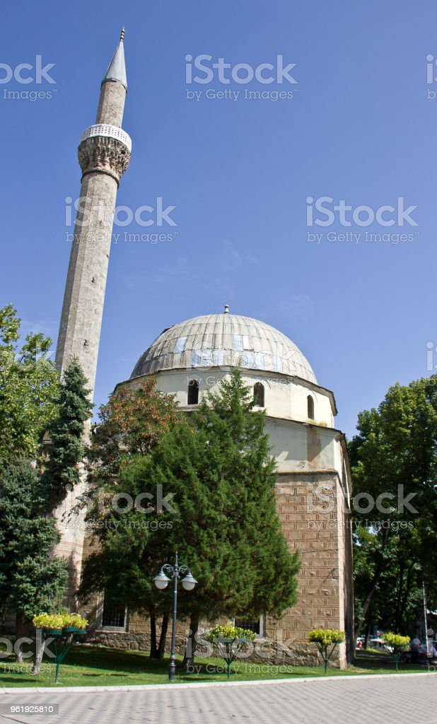 Ottoman Mosque In Bitola Stock Photo More Pictures Of