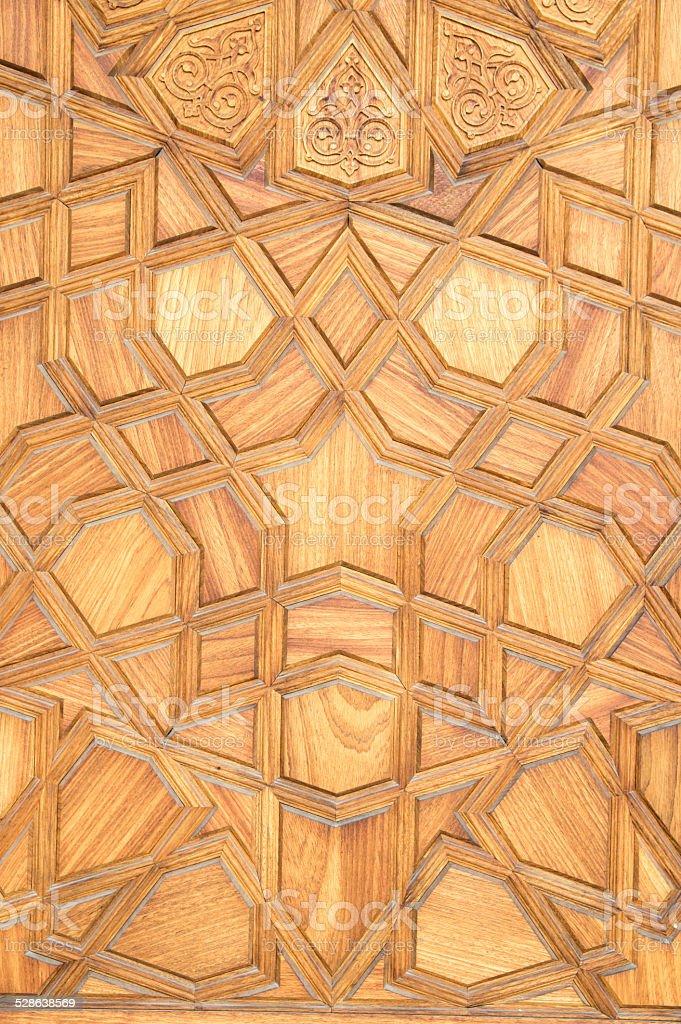 ottoman pattern stock photo