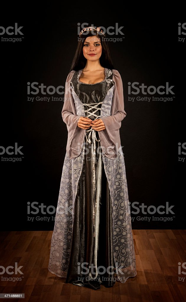 Ottoman Princess royalty-free stock photo