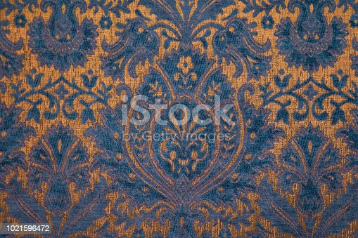 Ottoman upholstery fabric
