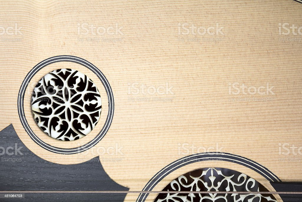 Oud detail stock photo