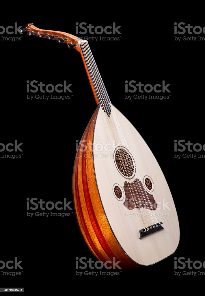 Oud or Ud stock photo