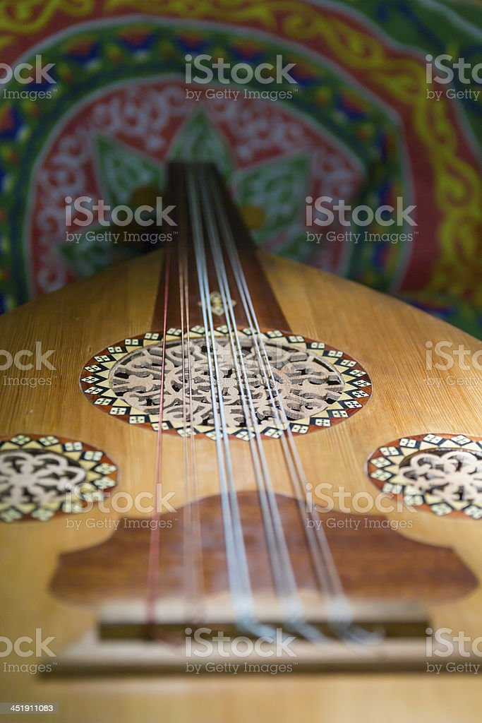 Oud stock photo