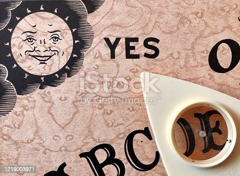 istock Ouija board 1219003971