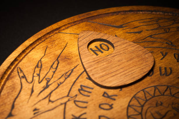 Best Ouija Board Stock Photos, Pictures & Royalty-Free Images - iStock