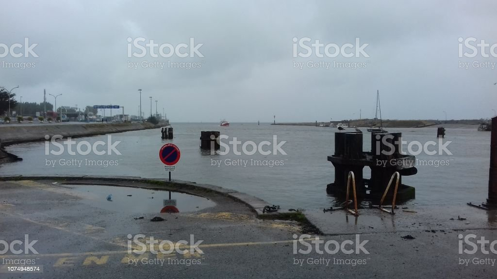 Ouistreham Normandie Frankreich Stock Photo Download Image Now Istock