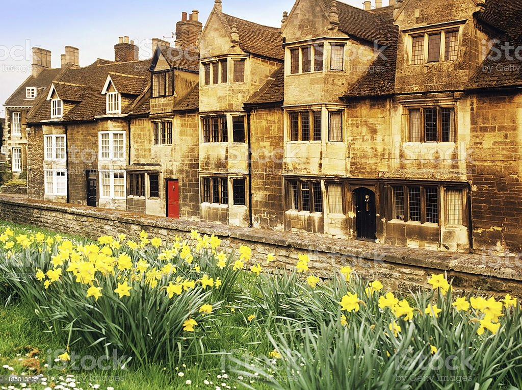 oundle stock photo