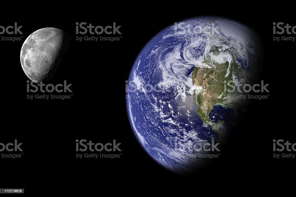 Nuestro hermoso planeta, en peligro de extinción - foto de stock