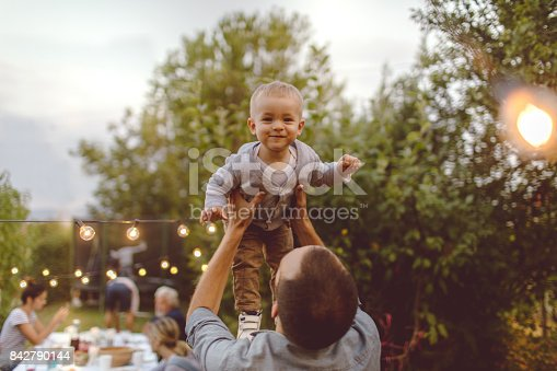 istock Our celebration party 842790144