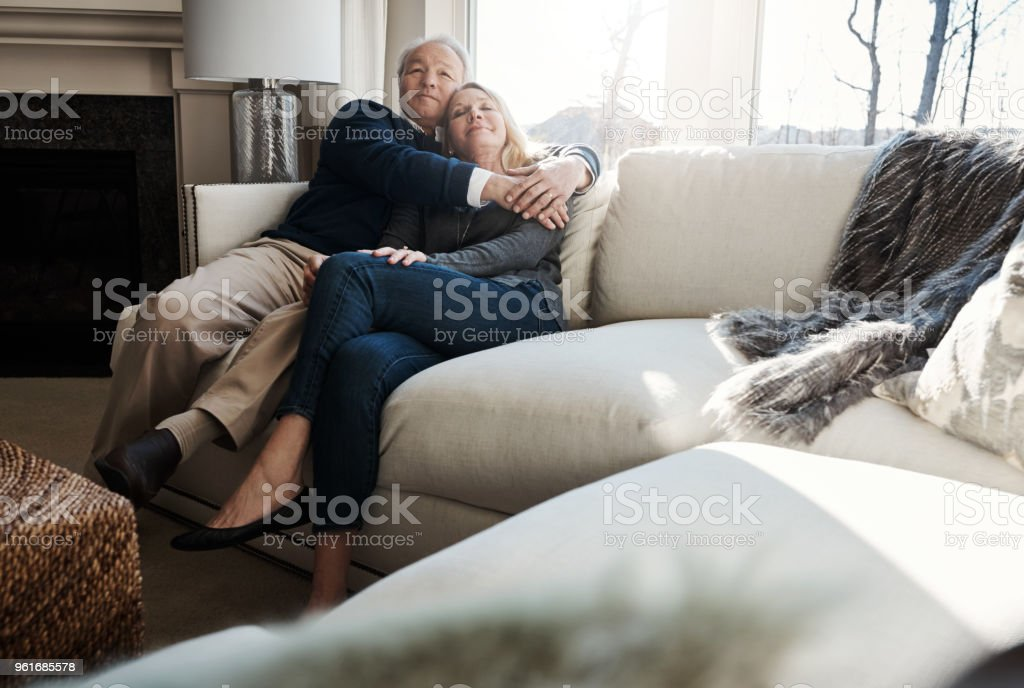 Our completely leisurely days are here stock photo