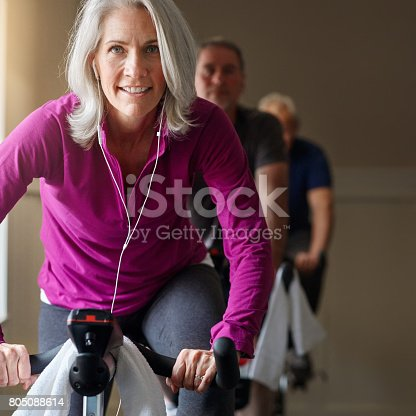 istock Our determination defines us not our age 805088614