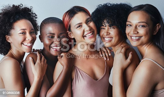 istock Our differences don't divide us, they unite us 910866338