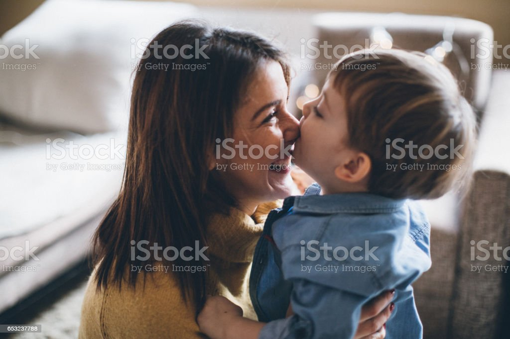 Our everyday moments stock photo