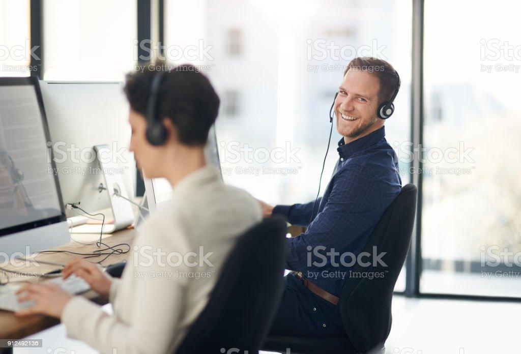 Unser Know-how sichert den Erfolg um jeden Anruf – Foto