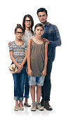 Studio shot of trendy young family against a white backgroundhttp://195.154.178.81/DATA/i_collage/pi/shoots/783275.jpg