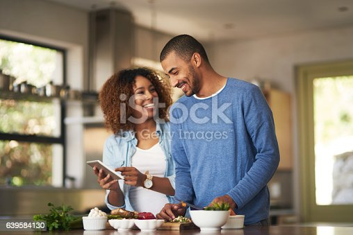 istock Our food looks just as good as the recipe 639584130