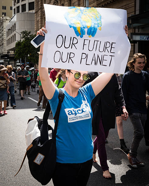 our future, our planet - climate stock photos and pictures