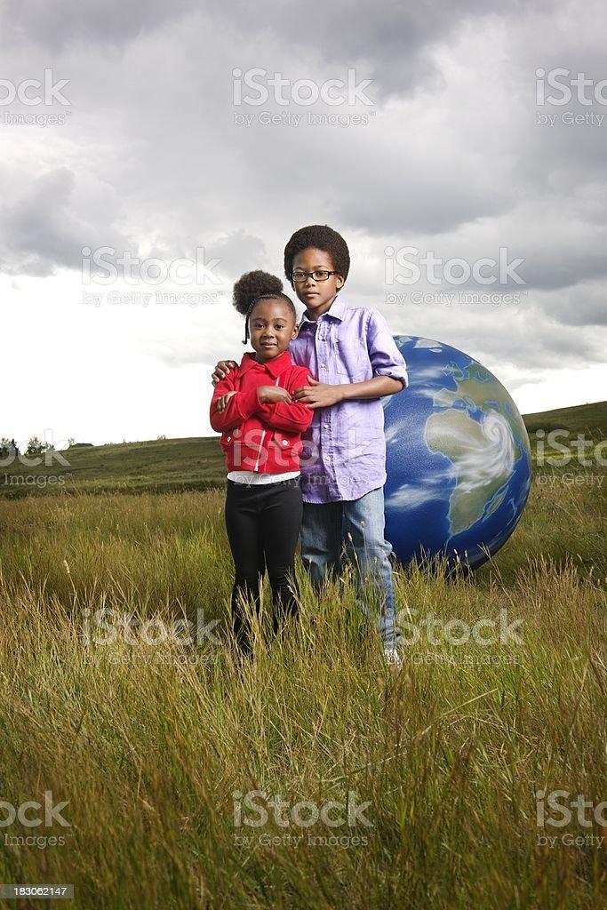 Our future stock photo