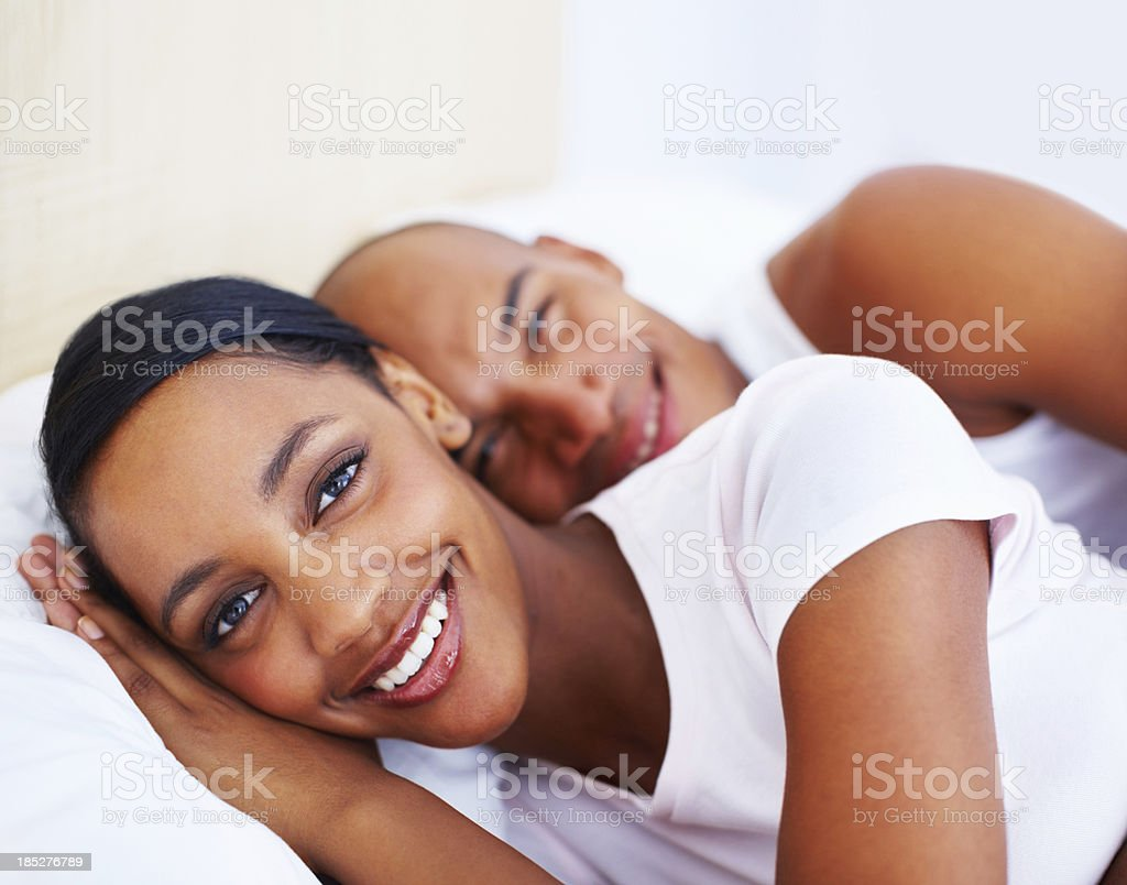 Our happy space royalty-free stock photo