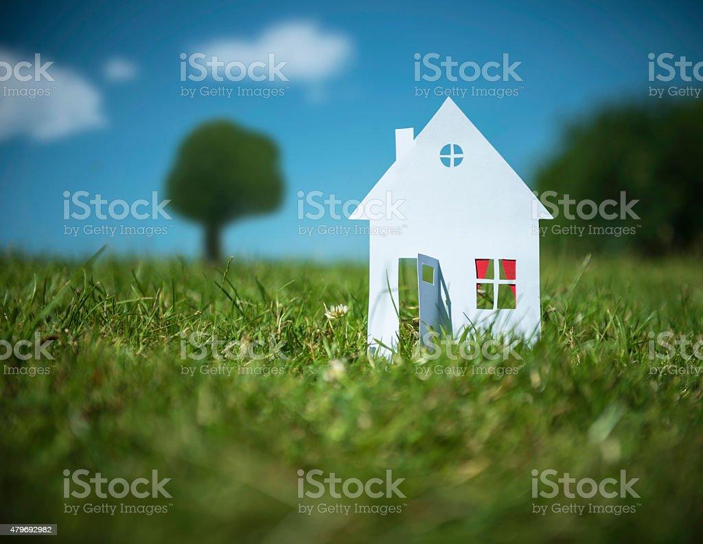 Il la casa - foto stock