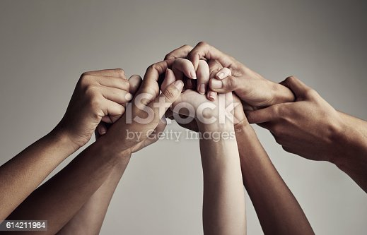 istock Our humanity unites us 614211984