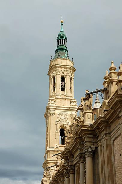 Unser Lady of Pilar in Zaragoza – Foto