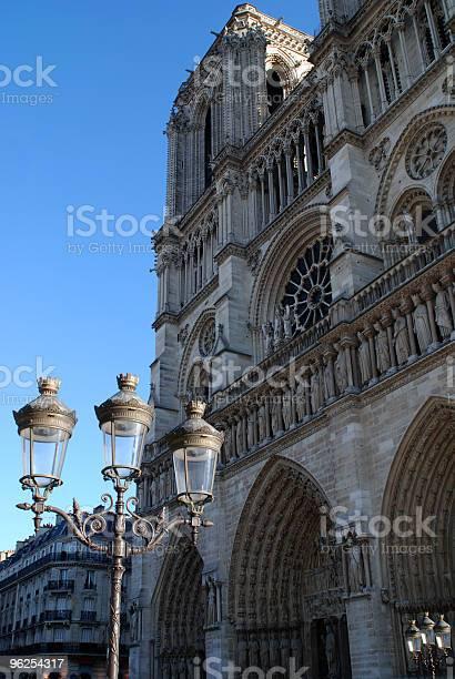 Foto de Notre Dame e mais fotos de stock de Afresco