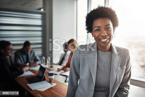 istock Our main objective is to reach great success 898010216