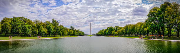 Our National Mall stock photo