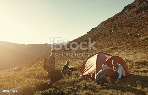 istock Our own little place in nature 485487466