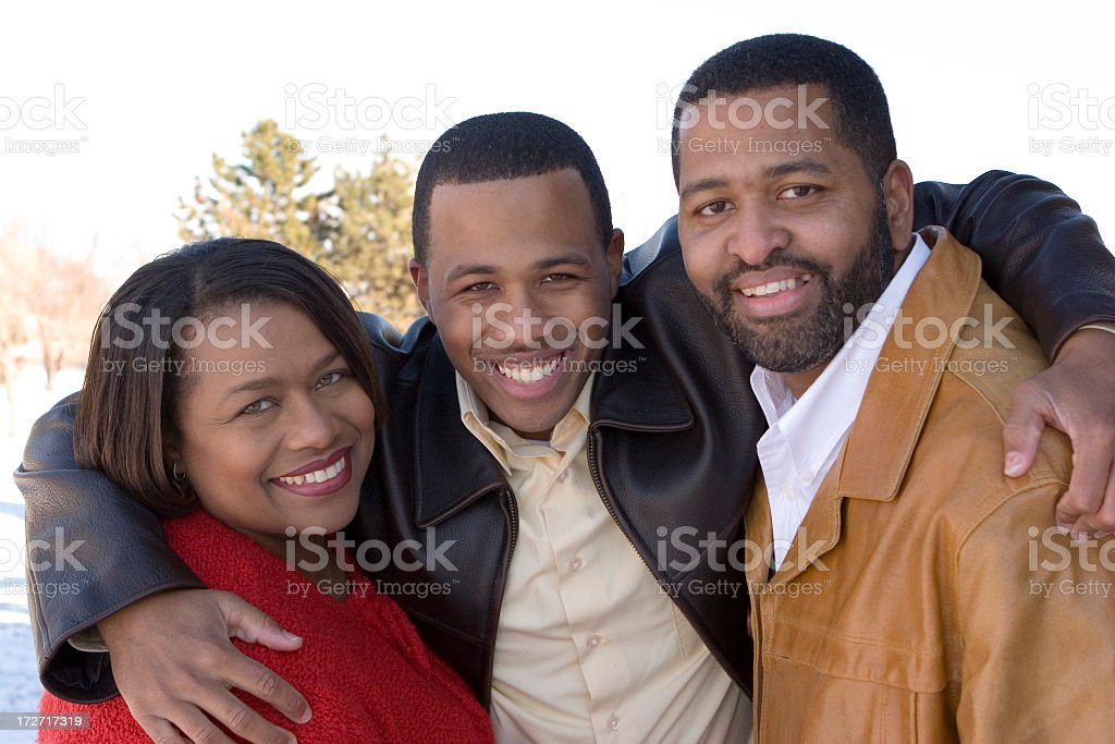 Our son royalty-free stock photo