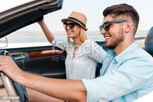481388538 istock photo Our time for adventure. 481388596
