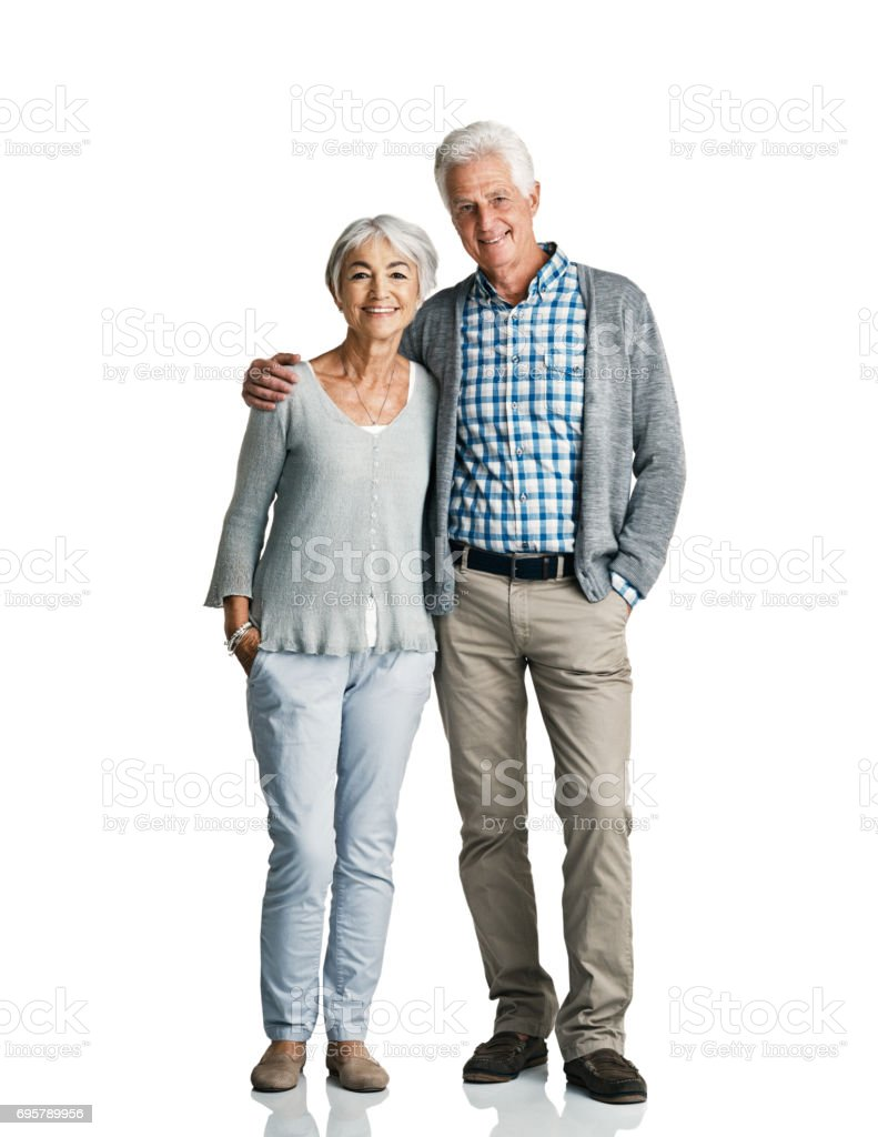 Our time together has been many years of bliss stock photo