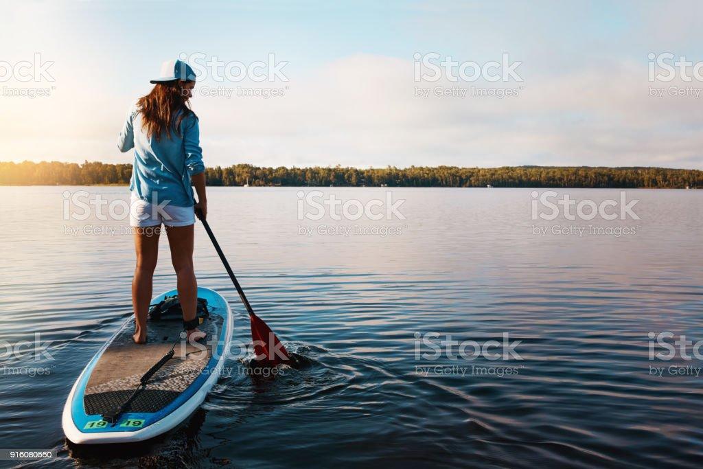 Erkunden Sie die Gewässer – Foto