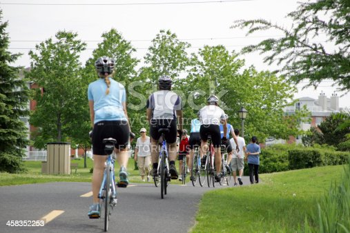 istock Out for a bikeride 458352253
