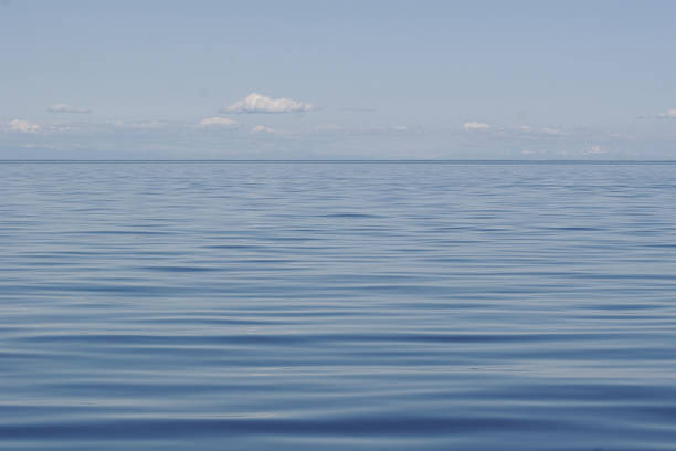 out in middle of the ocean - midsection stock pictures, royalty-free photos & images