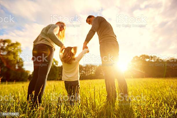 Out Of Focus Backgroundshappy Family Concept Stock Photo - Download Image Now