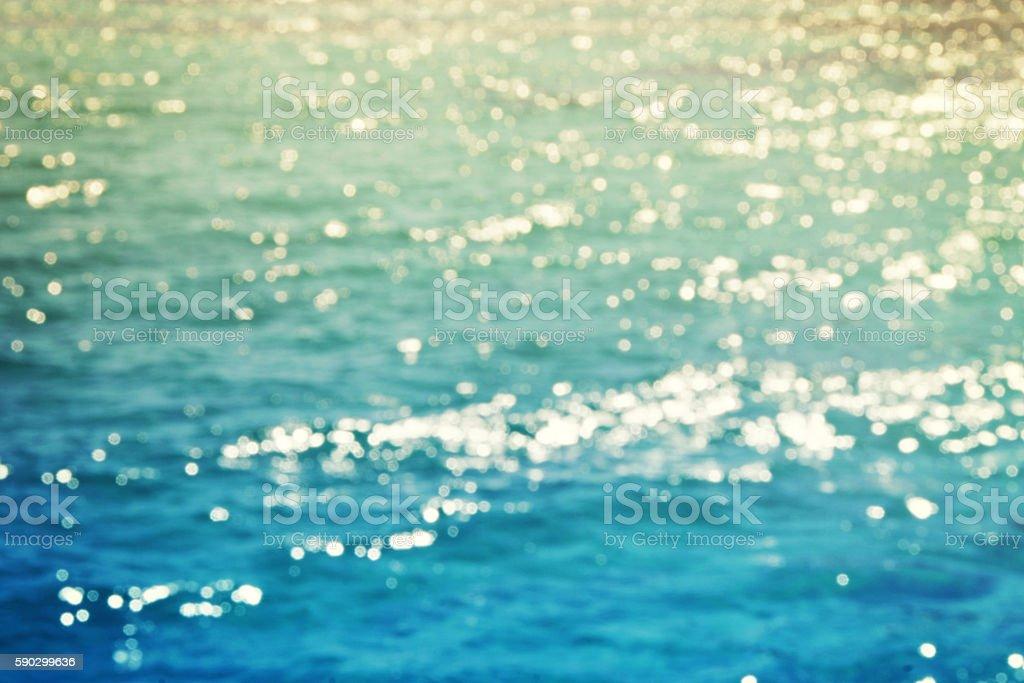 Out of focus bright sparkling water Стоковые фото Стоковая фотография