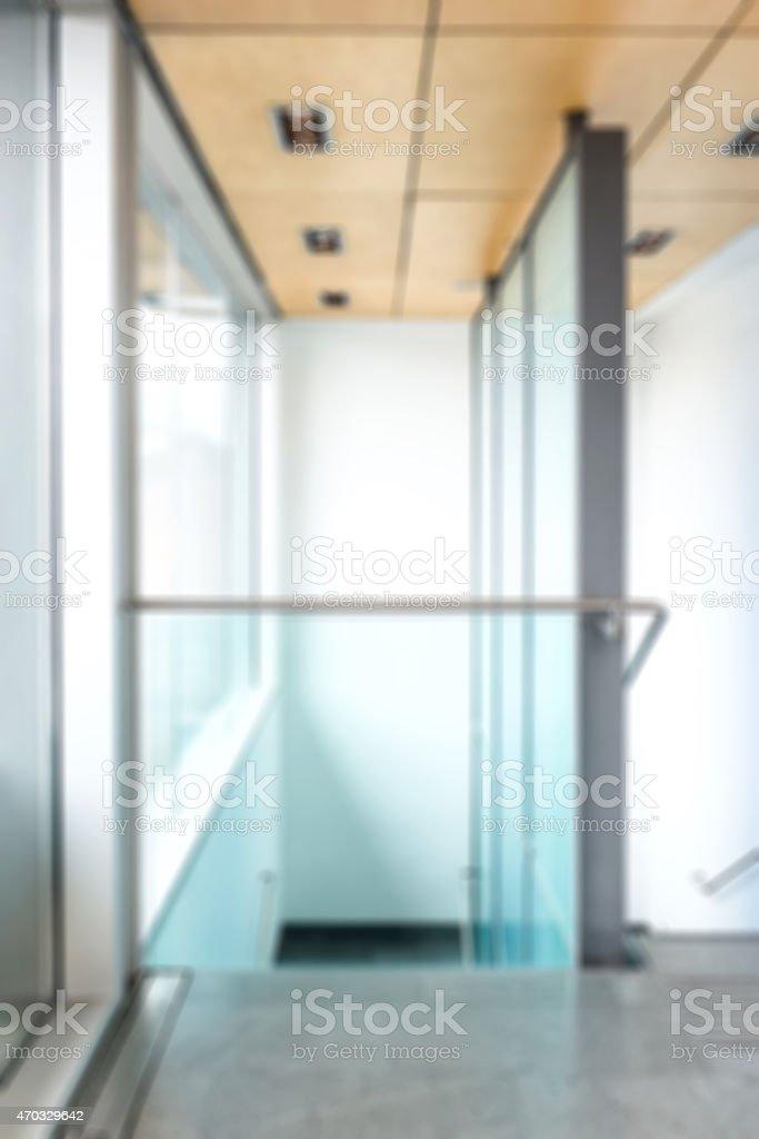 office corridor door glass. Door, Glass - Material, Light Natural Phenomenon, Reflection, 2015. Out Of Focus Office Open Corridor Door S