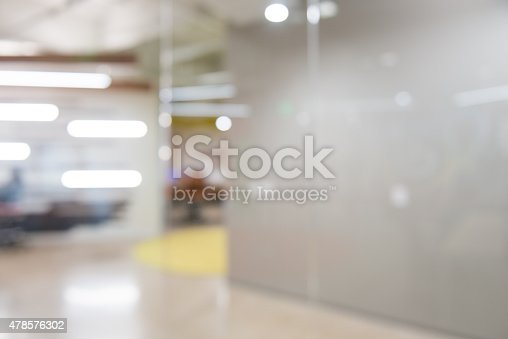 istock Out of focus Office Reeption Background 478576302