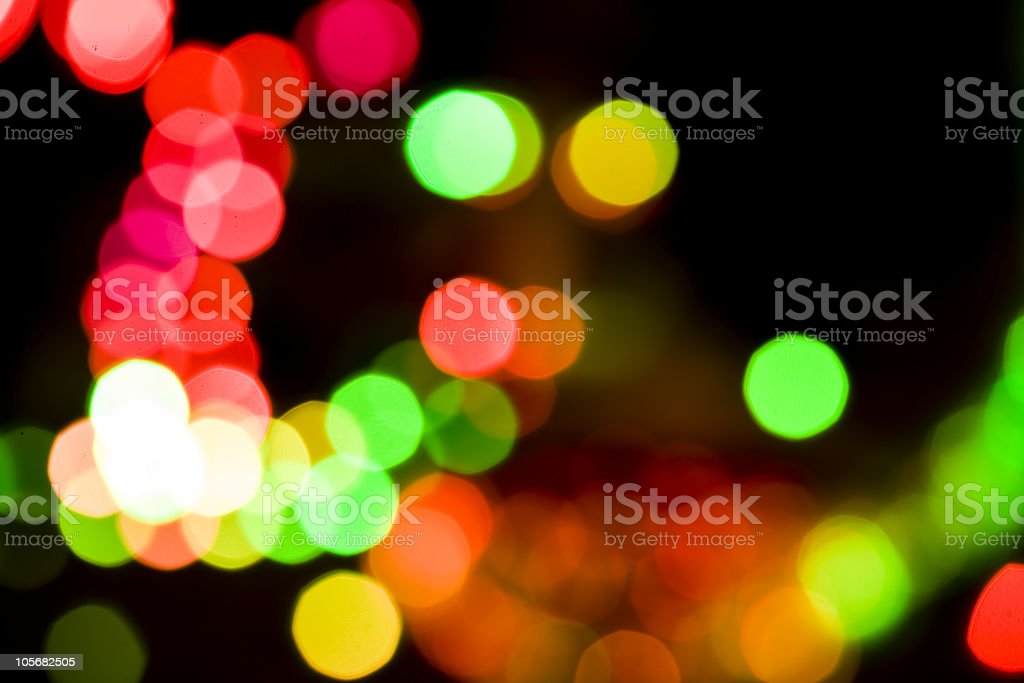Out of focus royalty-free stock photo